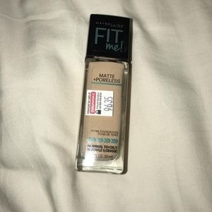 maybelline fit me foundation in shade 115 ivory